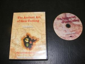 The Ancient Art of Gem Cutting DVD