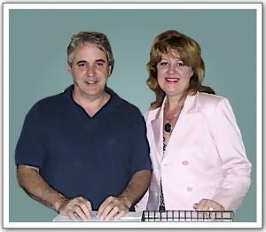Liz and Dave fletcher