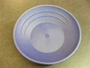"Golding Pan in Blue 10"""