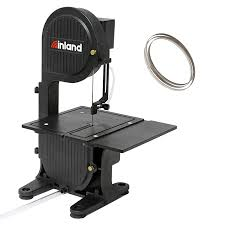 Diamond band saw for shaping rock, glass, tile and more