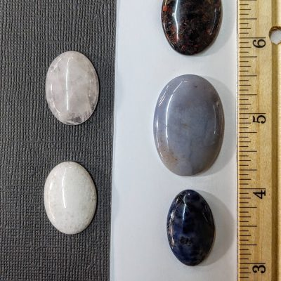 cabochon assorted 5 pack